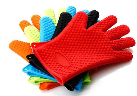 Non Reusable Kitchen Gloves by 1pcs Kitchen Heat Resistant Glove Oven Mitts Pot Holder