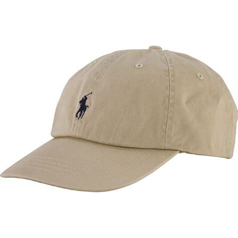 Paper Bag Cap Polo Ralph Polo Ralph Classic Chino Sports Cap Caps