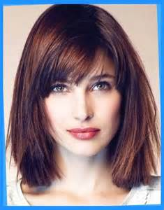 hairstyles for with square heads best medium length hairstyles for square faces comely
