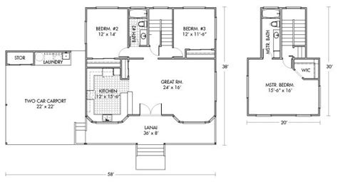 Hpm Paia Packaged Home Floorplan Hawaii Pinterest Home Hpm House Plans