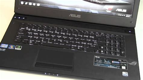 Asus Rog G73sw asus g73sw gaming notebook review hothardware