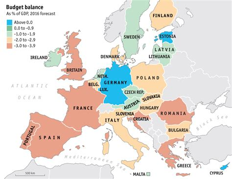 map us foreign aid by country 2016 taking europe s pulse european economic guide the economist