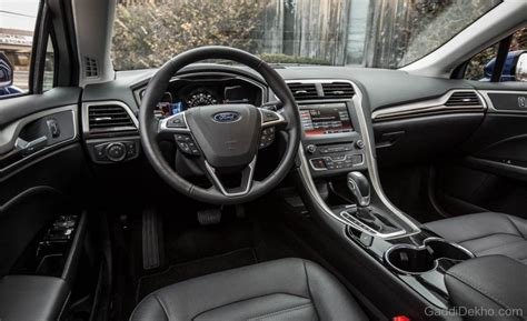 Ford Fusion 2016 Interior by Ford Fusion Car Pictures Images Gaddidekho