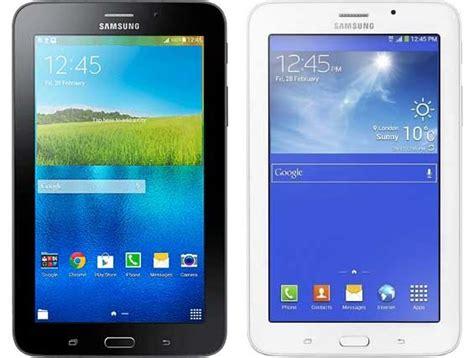 Samsung Galaxy Tab 3v 7 Inch Samsung Galaxy Tab A 8 Inch And 9 7 Tablets Announced Galaxy Tab 3v Also Debuts Locally