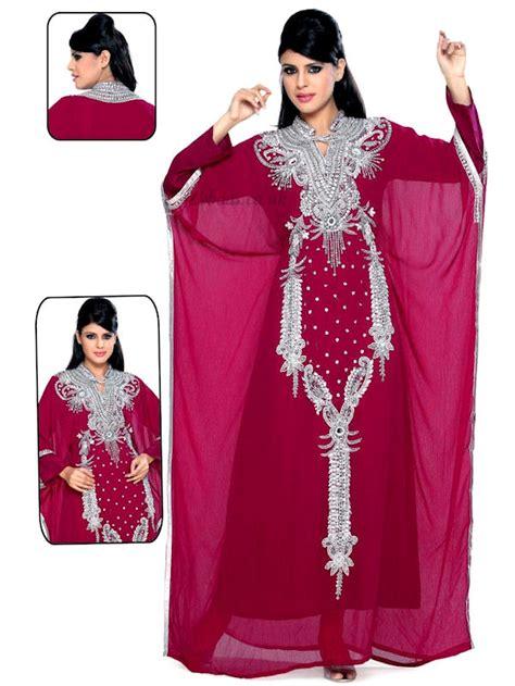 Kaftan Maroon arabian kaftan new 2012 maroon colour with heavy