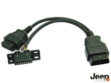 kabel rozdzielacz trojnik obd obdii pin adapter szczecin