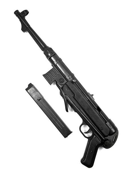 MP 40 Replica Weapon - maskworld.com