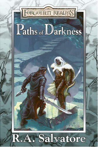 libro forgotten realms paths of darkness the silent blade the spine of the world servant of