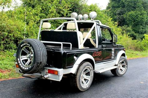 modified gypsy in kerala pin modified maruti gypsy pune ajilbabcom portal on pinterest