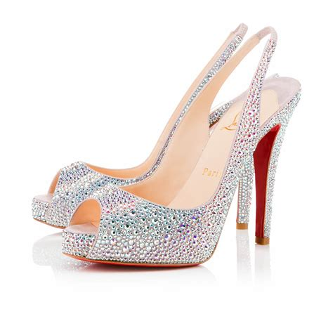 louboutin shoes christian louboutin bridal footwear collection 2014
