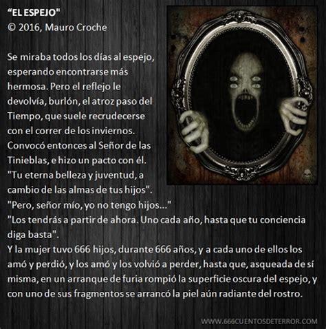 relato de terror corto cuentos de terror misterio y suspenso