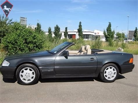 Auto Lackieren Konstanz by 1992 Mercedes Benz 500sl R129 Is Listed Sold On