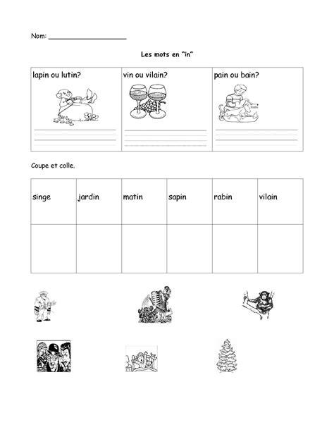free worksheet grade 1 grade 2 grade 3 fsl