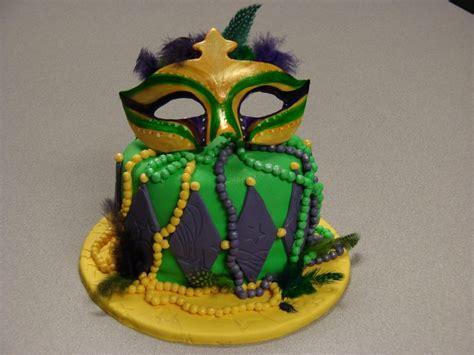 mardi gras cakes decoration ideas  birthday cakes
