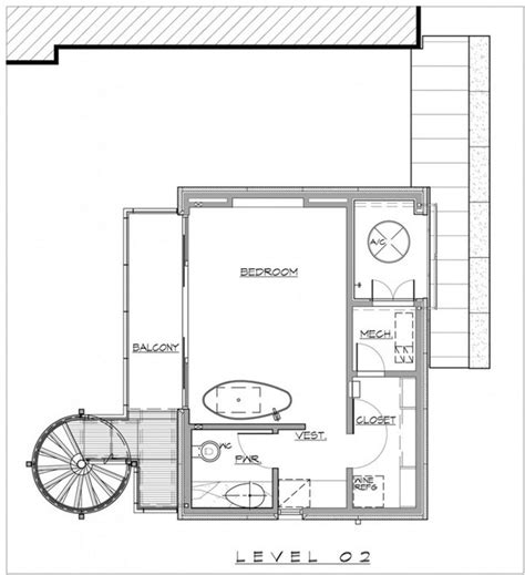 floor plan spiral staircase spiral stairway defining a luxurious residential house in