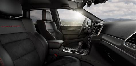 jeep grand interior seating 2018 jeep grand trailhawk cassens and sons