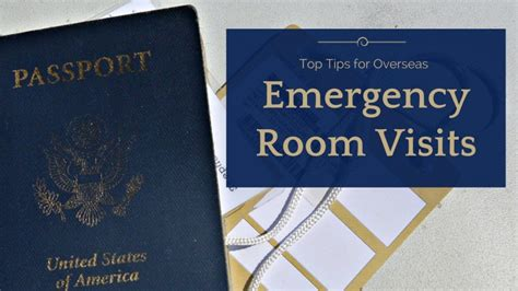 does insurance cover emergency room visits top tips for overseas emergency room and hospital visits and journey