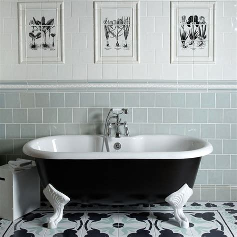 Opt For Classic Bathroom Tiles Housetohome Co Uk