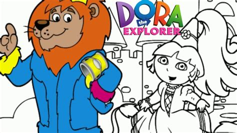 nick jr new year coloring pages awesome princess and king the explorer episode