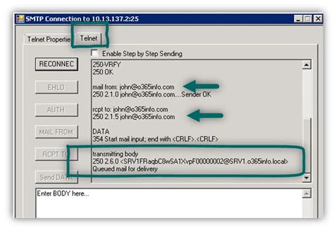 Office 365 Mail Relay Smtp Relay In Office 365 Environment Troubleshooting