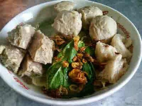 Baso Ayam Saus Padang bakso mie ayam trio info kuliner