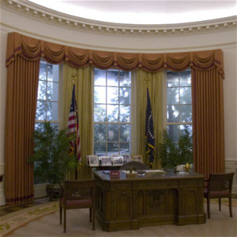 oval office drapes time to measure the white house drapes for the next occupant fcw