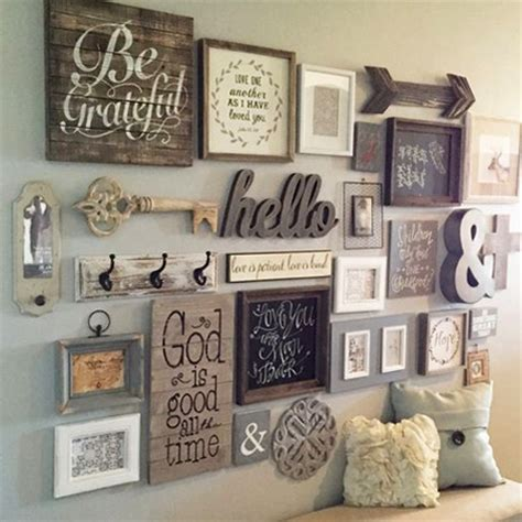 home wall decor and accents home dzine craft ideas 20 ideas for wood wall decor