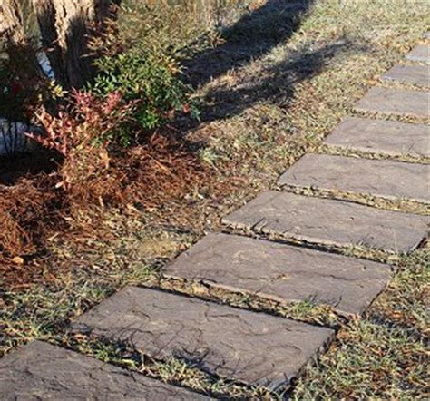 recycled rubber flagstone stepping recycled eco rubber pavers flagstones in the eco