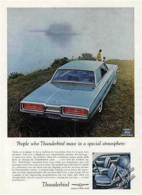 Atmosphere Ford by Ford Thunderbird Quot Special Atmosphere Quot American Car
