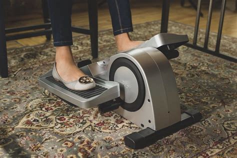 Desk Elliptical Trainer by Is The Cubii At Desk Office Elliptical Worth It Well