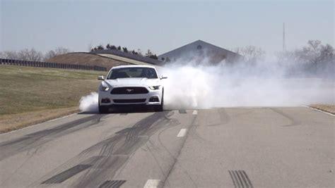 Mustang Auto Lock by As 237 Quema Rueda El Nuevo Ford Mustang 233 L