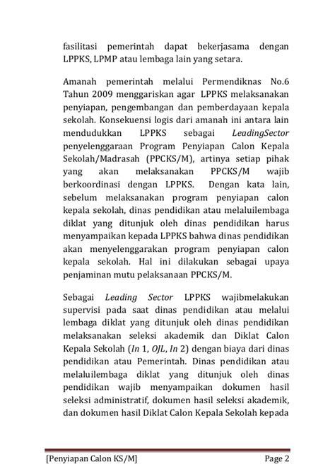 Penilaian Formasi 1 Byrsumanthri penilaian potensi calon kepala sekolah