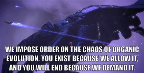 mass effect sovereign quotes quotesgram