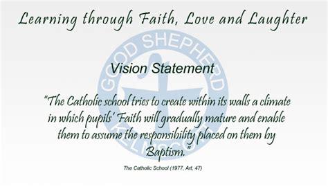 catholic church mission statements