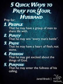 prayer for husband to come back home prayer of the day