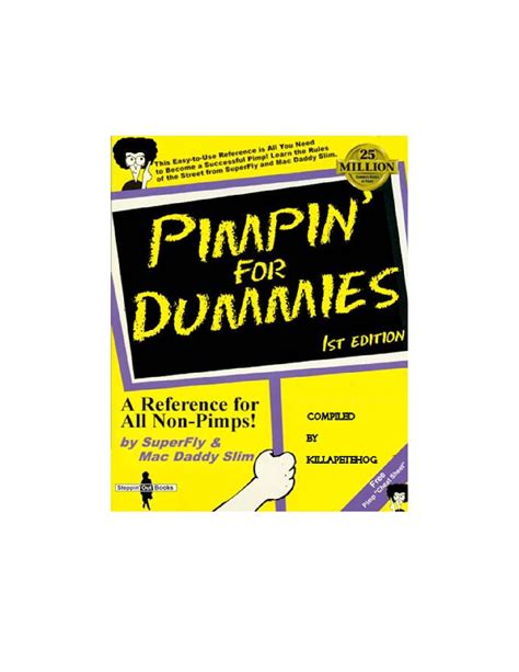 c 7 0 all in one for dummies books issuu pimping for dummies by m a
