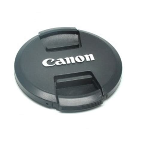 Tutup Lensa Sony A5000 front cover rear lens cap for nikon with logo black jakartanotebook