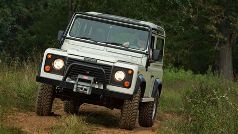 defender land rover road land rover will let you pay to road a defender here in
