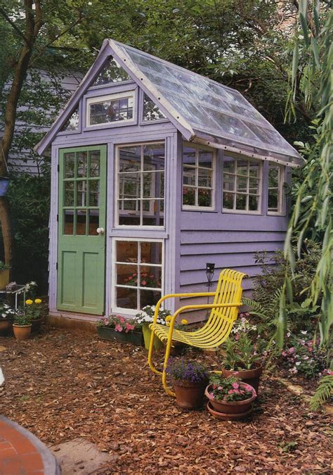 Garden Bedroom Shed 1000 Images About Romantische Gartenh 228 User On