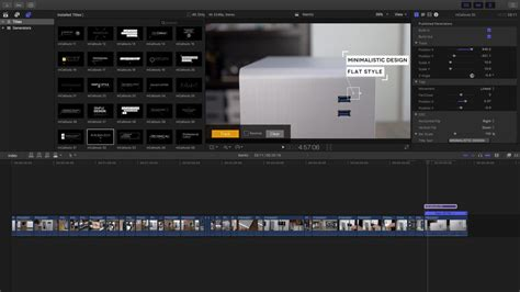final cut pro how to add text final cut pro x how to track objects using animated text