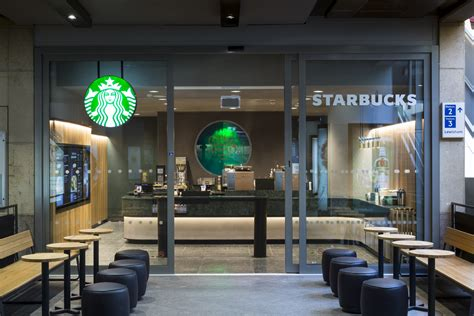 starbucks launches new concept caf 233 for quot busy