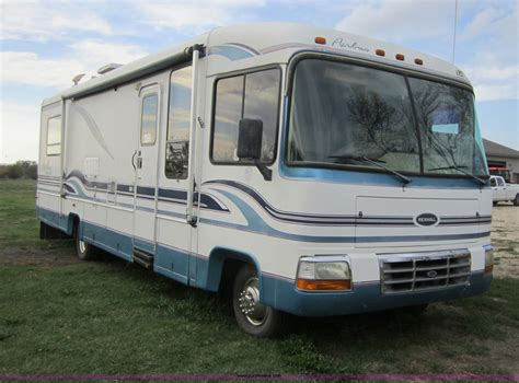 Ford Rv by 1996 Ford F530f Rexhall Airbus Class A Motorhome Rv Item