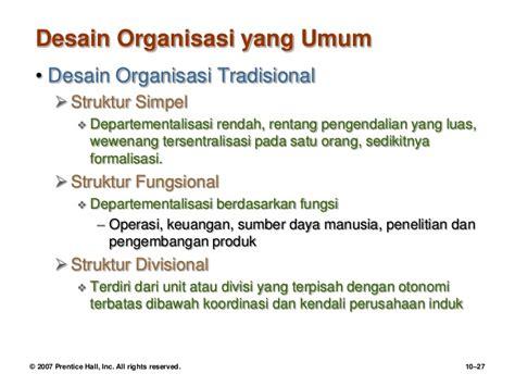 kepemimpinan struktur dan desain organisasi buku perilaku organisasi stephen p robbins pdf files