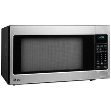 Best Buy Countertop Microwaves by Lg 2 0 Cu Ft Stainless Steel Countertop Microwave 149 99 Best Buy