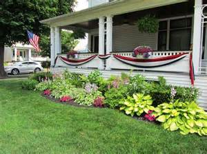 simple front yard landscaping with flowers for ranch style homes on a budget front yard