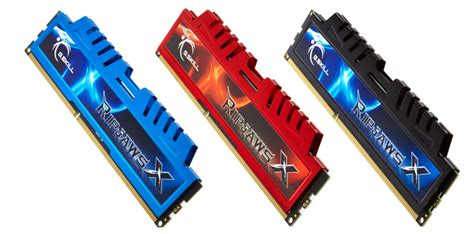 Memory G Skill G Skill Launches Its Ripjawsx Series Memory Designed For