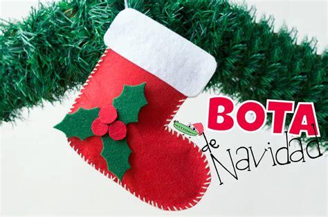 imagenes navideñas en fieltro botas de papa noel fieltro