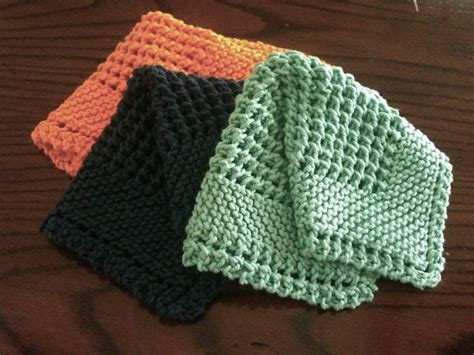 diagonal knit dishcloth pattern pin by whittington on crafts