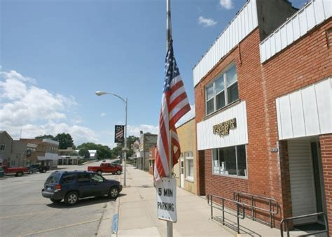 Rockford Post Office by Rockford Salutes Its Navy Seal City