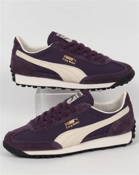 easy rider shoes easy rider vtg trainers grape white shoes retro